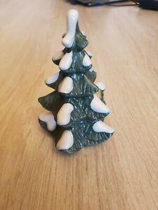 Goebel Weihnachten Weihnachtsbaum, Winter, verschneiter Tannenbaum +++TOP+++