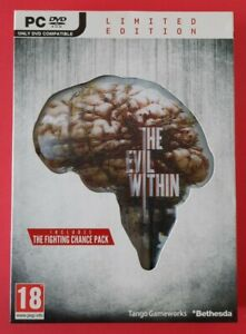 'The Evil Within: Limited Edition' for Windows PC Used Horror Game