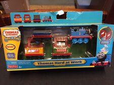 Thomas & Friends Hard at Work Take n Play Train Portable Die Cast Metal Play set