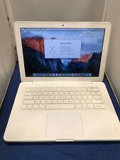 Apple MacBook Mid 2010 Intel Core 2 Duo 2GB RAM 250GB HDD (i-4-15)