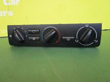 BMW 3 SERIES E46 316TI 98-07 CLIMATE HEATER CONTROL UNIT 64116931839