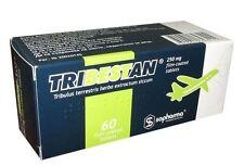 THE ORIGINAL TRIBESTAN BY SOPHARMA Booster Tribulus Terrestris 240 caps =4 boxes