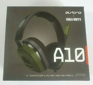 ASTRO Gaming A10 Gaming headset - Call of Duty