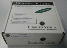 CHANNEL VISION 6002 MODEL 5102-FMC