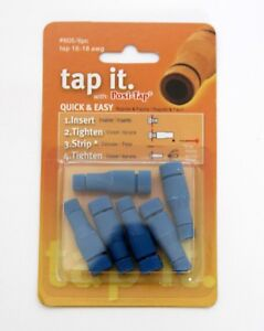 Posi-Products #605 Posi-Tap Blue Wite tap 16-18 AWG Pack of 6