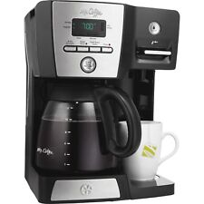 "Mr Coffee 12-Cup Coffee Maker 10-3/5""Wx8-3/5"" Dx13-13/20""H Black Bvmcdmx85R"