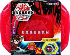 Bakugan 6045138 - Baku-storage Case for Bakugan Collectible Action Figures