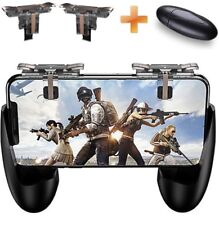 Mobile Phone Game Controller Keys Joystick Shoot & Aim Buttons For Android/iOS