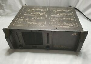 Vintage PEAVEY CS 1200 STEREO POWER AMPLIFIER dj pa pro sound cs-1200