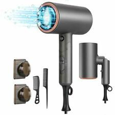 Hair Dryer Professional Salon Negative Ionic Hair Blow Dryer Fast Drying