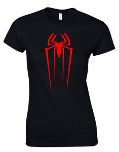 Spiderman Avengers SuperHero Inspired WOMENS T SHIRT