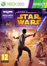 Kinect Star Wars ~ XBox 360 Kinect Game (in Good Condition)