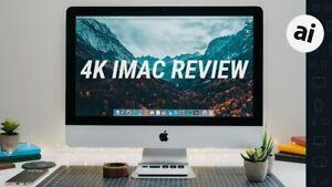"""Apple iMac 4K 21.5"""" Core i7 5th Gen 3.3ghz 16GB 1TB SSD  A+ Grade 12 M Warranty"""