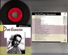 JAPAN BVCJ-37163- DUKE ELLINGTON- Take The A Train CD (2000)Disc MINT
