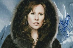 CATHERINE TATE DOCTOR WHO DONNA NOBLE SIGNED AUTOGRAPH 6 x 4 PRE PRINT PHOTO
