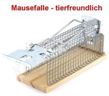 Mausefalle tierfreundlich Lebendfalle Siebenschläfer Falle Nager Maus Ratte
