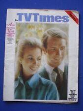 November TV Times Film & TV Magazines