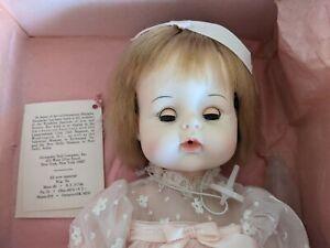 Madame Alexander Doll Sweet Tears 3625 Near Mint