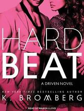 Driven: Hard Beat 7 by K. Bromberg (2015, MP3 CD, Unabridged)