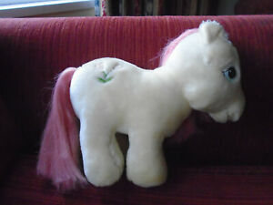 My Little Pony vintage G1 Posey plush soft toy Hasbro Softies