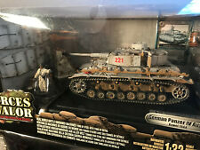 Forces of Valor 1/32 Panzer IV/Tank/Carro Armato/Panzerkampfw./Tanque/Char