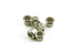 Adapter Bushings for Kluson Tuners / Machine Heads - Nickel