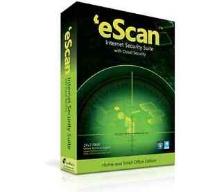 eScan Internet Security Suite with cloud security for 5 PCs (ESD license)