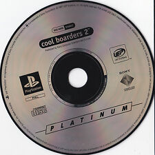 Cool Boarders 2  (Platinum)  **Disc Only**