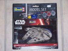 Maquette REVELL STAR WARS 1/241ème Model Set MILLENNIUM FALCON