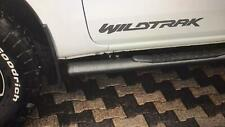 4'' Oval cool Black Side Steps / Bars for Ford Ranger From 2012+
