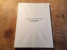 2002 Libro Book CARTIER Collection Privée - Tortue Tank Ronde Santos - Spanish