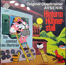 Single / ORIGINAL OBERKRAINER AVSENIK / RARITÄT / TELEFUNKEN /
