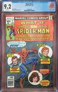 What If? 7 CGC 9.2 Spider-Man Marvel 1978