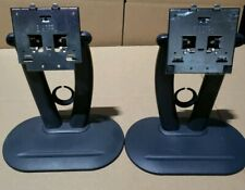"""LOT OF 2 Dell E193FPp 19"""" LCD Computer Monitor With STAND ONLY"""