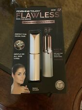 Finishing Touch Flawless Facial Hair Remover Finishing Touch White