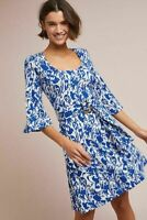 NWT Anthropologie Leonie Dress by Maeve Bell Sleeve Size S