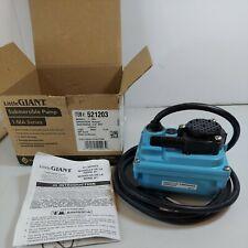 New Listinglittle Giant 521203 Model 1 Ma Direct Drive Pump 1200 Hp 115v