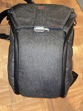 Peak Design Everyday Backpack Carry On Camera Bag Laptop Sleeve 20L Charcoal V1