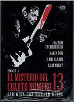 El Misterio del cuarto numero 13 (DVD Nuevo)