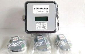 NEW E-MON D-MON E50-208100-R05KIT 120/208/240V 100A Class 5000 Smart Meter
