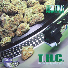 T.H.C. - The Hip-Hop Collection Vol. 1 - Pharcyde, Defari, Afu-Ra, MF Doom etc