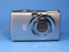Canon PowerShot IXY Digital 800 IS 6.0MP Digital Camera - Silver