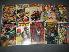 Lot DC JSA comics