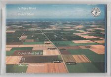 NEDERLAND FDC SET 1989 FLEVOLAND
