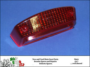 MOTO GUZZI   DAYTONA / QUOTA / 1100 SPORT / NEVADA   REAR LIGHT LENSE