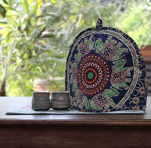 Tea Cozy Handmade Tea Cozies Indian Cotton Tea Pot Cover Coffee
