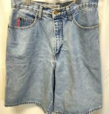Vintage Made in The Shade Womens Denim Jean Shorts Sz 13 - USA MADE