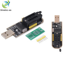 NEW CH341A Series 24 EEPROM BIOS Writer 25 SPI routing LCD Flash USB Programmer
