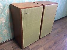 Legendary LOWTHER Acousta with early PM6 drivers (rubber surrounds)