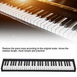 Electrical Piano 61 Key Digital Keyboard Bluetooth Connection Gift for Friends
